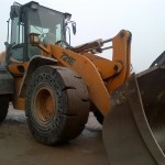 Case wheel loader Magna Super Solid