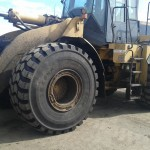 26.5R25 MA02 caterpillar wheel loader France - 1